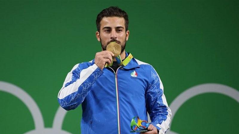 Kianoush Rostami, Medallista, Subasta, Damnificados, Sismo, Medalla