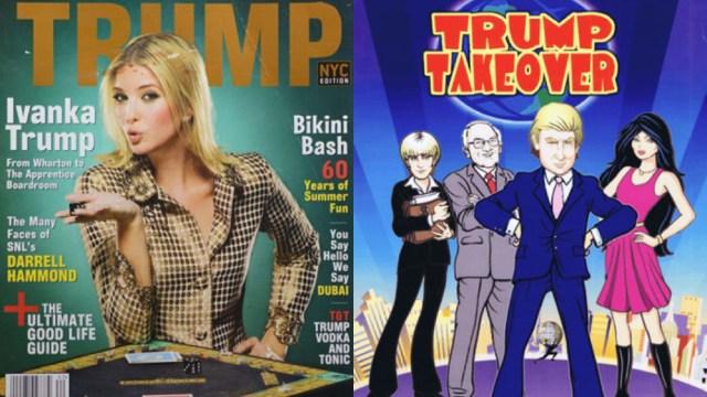 Donald, Trump, Trabajo, Hizo, Fortuna, Joven, Empresas