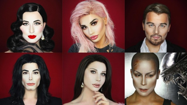 Alexis Stone, Elliot Joseph Rentz, Drag Queen, Maquillaje, Mejores, Fotos, Drag