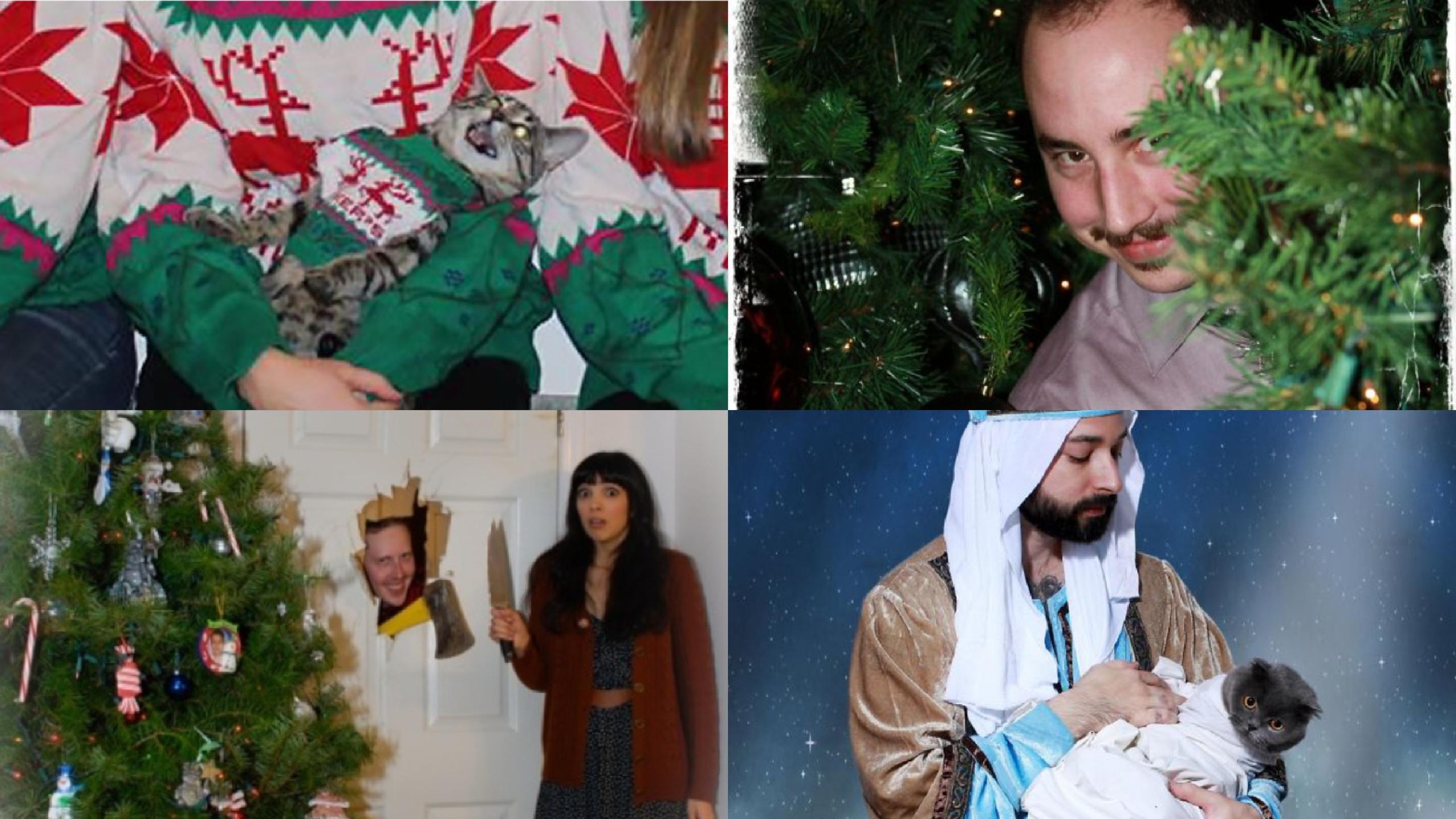 Fotos, Postales, Navidad, Tarjetas, Mejores, Regalos