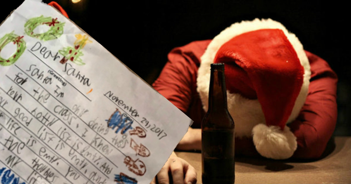 Carta a Santa Claus, Santa Claus, Niño Dios, Cartita Navideña, Niño, Navidad