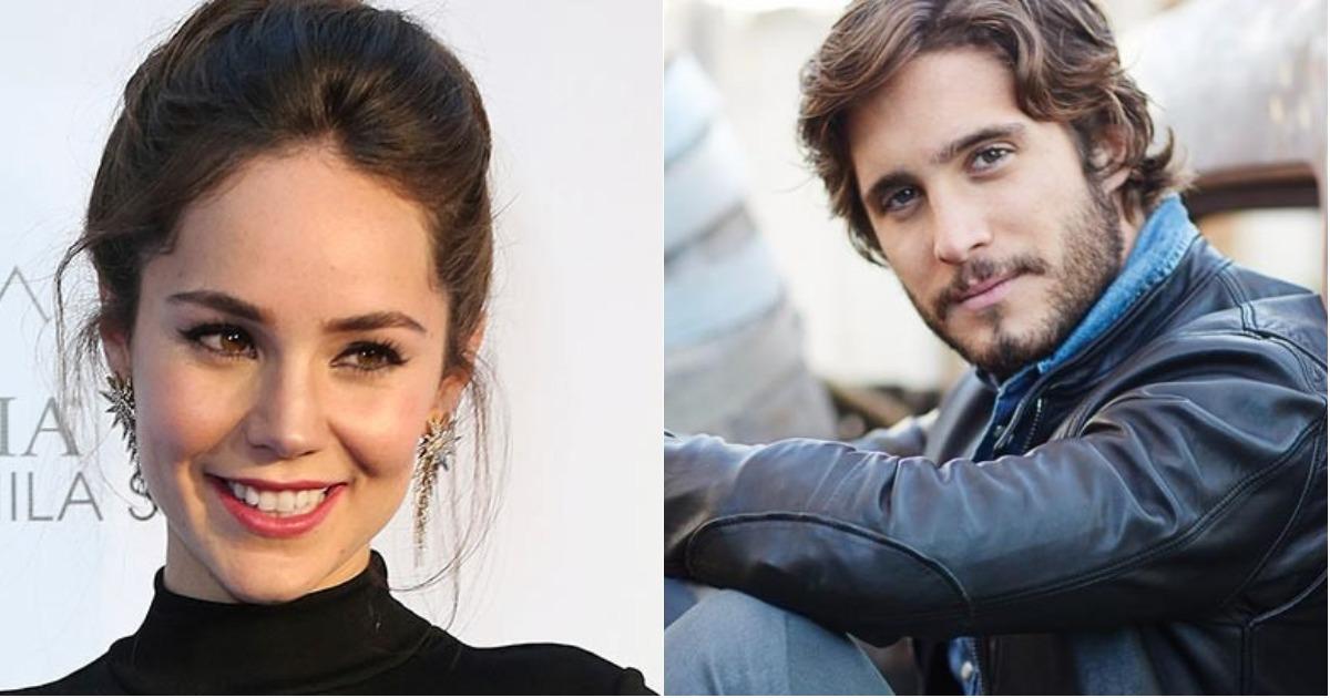 Camila Sodi y Diego Boneta empezaron a salir