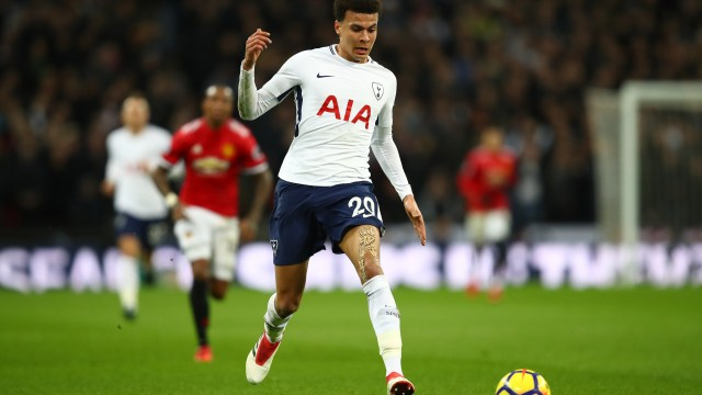 Dele Alli futbolista video sexual escándalo