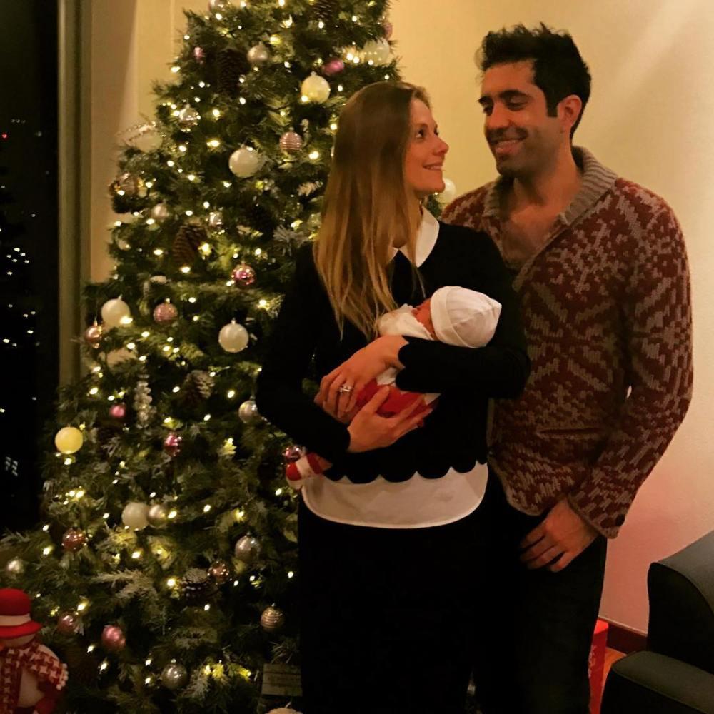 Ana Layevska y Rodrigo Moreira finalmente muestran a su bebé