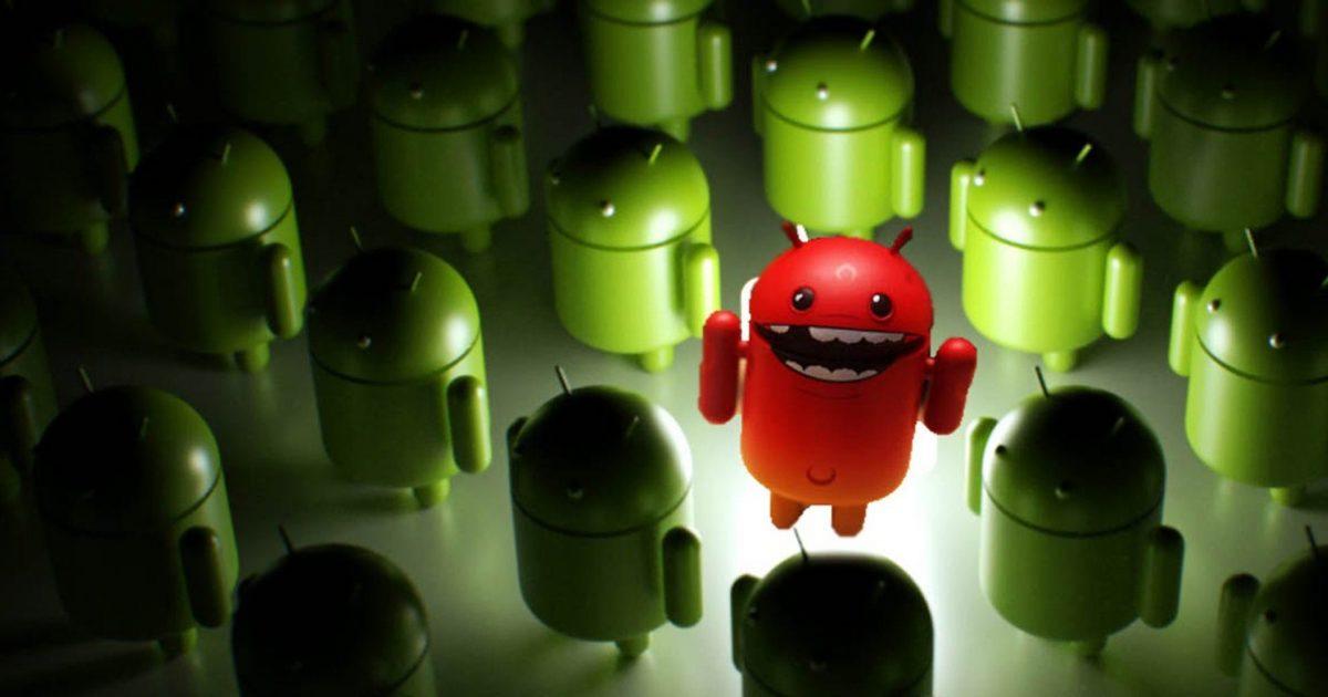 Una cuarta parte del malware de Android entra por el porno