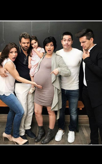 Segundo baby shower de Aislinn Derbez y Mauricio Ochmann