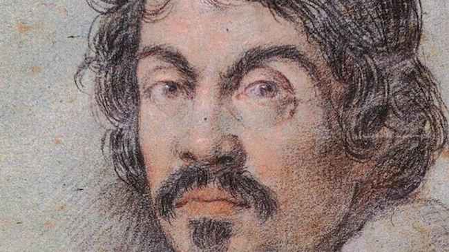 Rostro de Caravaggio