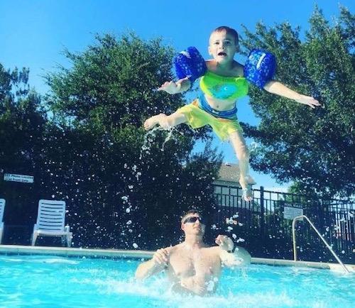 La paternidad no es para todos y éstas imágenes lo demuestran