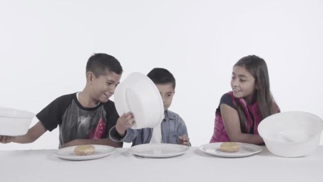 Estos niños te dan un gran lección sobre la equidad