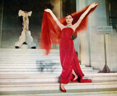 Funny Face Audrey Hepburn Givenchy