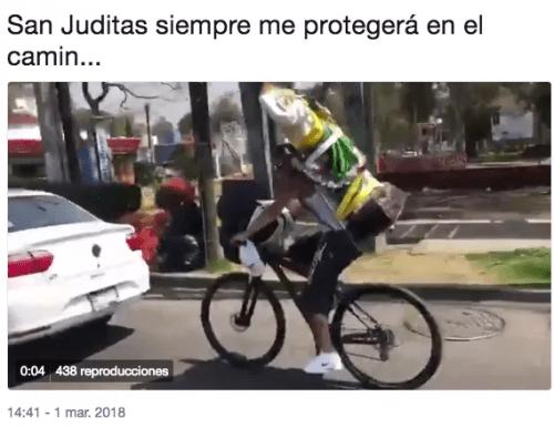 Meme San Judas Tadeo Choque