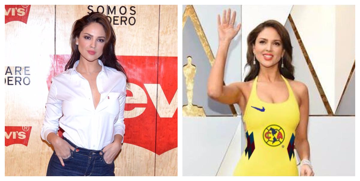 Eiza Gonzalez pide parar memes