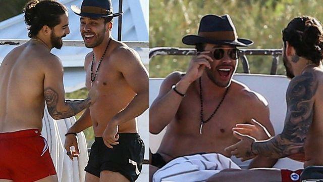fotos-confirman-bromance-maluma-prince-royce-playas-miami