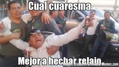 Memes de Cuaresma