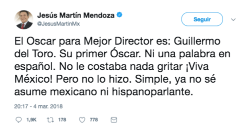 memes-guillermo-del-toro-premios-oscars-2018-forma-del-agua