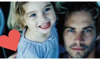 La hija de Paul Walker