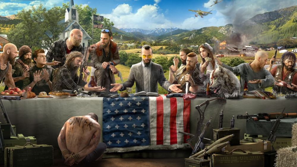 Recomendacion-semanal-Far-Cry-5-juego-gringos-fanáticos