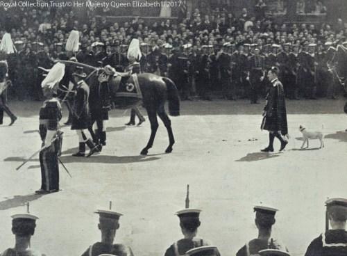Reina Isabel II pierde a su último corgi