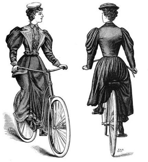 La historia de las mujeres y las bicicletas