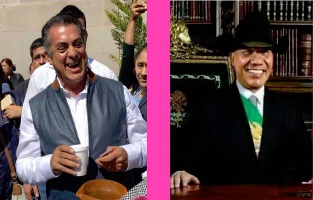 Jaime-Rodríguez-Calderón-Lupe-Esparza-Oaxaca-Bronco