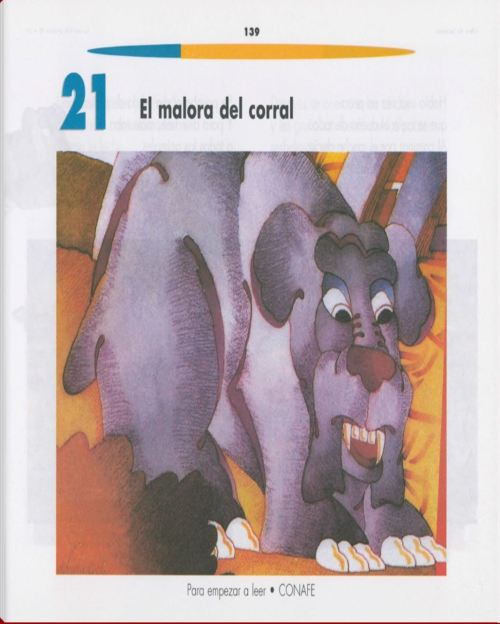 Lecturas de la sep que te regresarán a la infancia