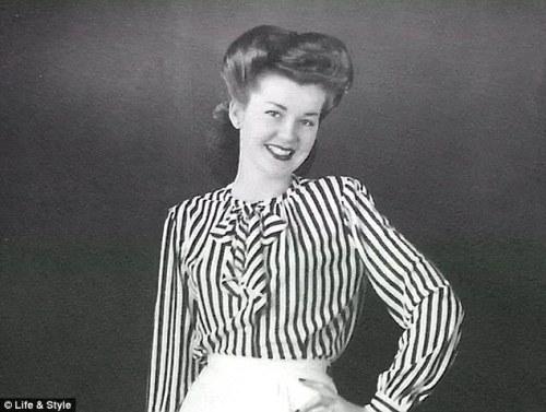 Georgina Holt de joven, cantante y madre de Cher