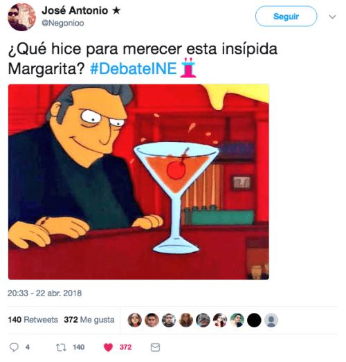 Margarita Zavala en el debate memes