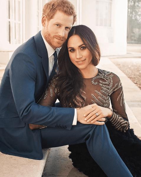 La princesa Diana estará presente de forma simbólica en la boda del príncipe Harry