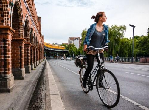 Historia de las mujeres y la bicicleta