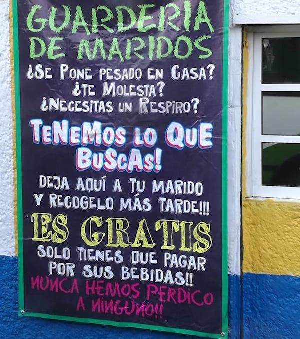 Changarros que sólo podrían existir en México