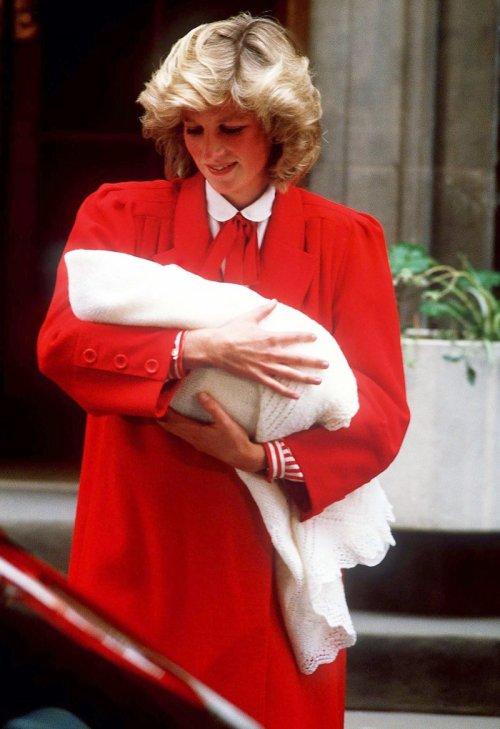 Kate Middleton homenajeó a la princesa Diana