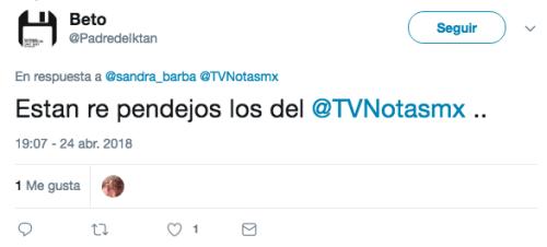 TV Notas publicó un numero sobre las feminazis