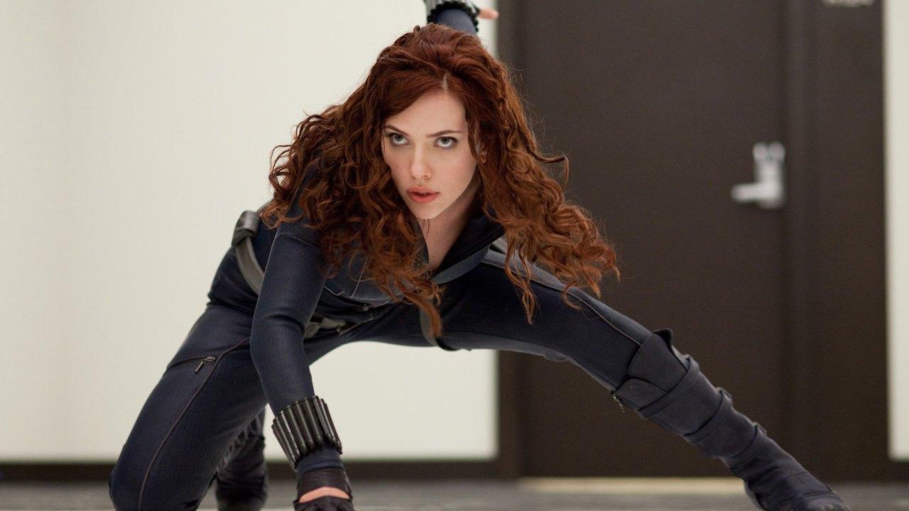 Hija Scarlett Johansson Mamá Black Widow Superheroína