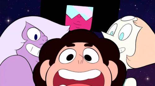 Steven Universe, caricatura de Cartoon Network