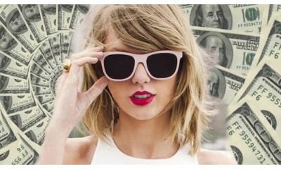 Hombre asalta banco para impresionar a Taylor Swift