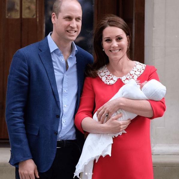 Kate Middleton hace homenaje a la princesa Diana