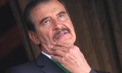 Vicente Fox twitter tren mame banderitas