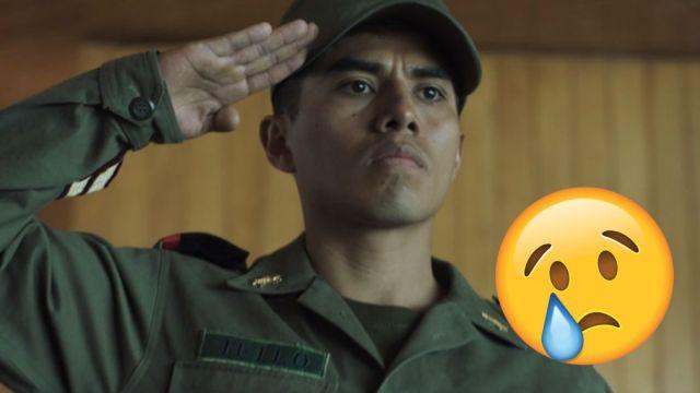 Cadete Tello, Luis Miguel, La Serie, La Incondicional, Cadete Vega, Cadete Tello real,