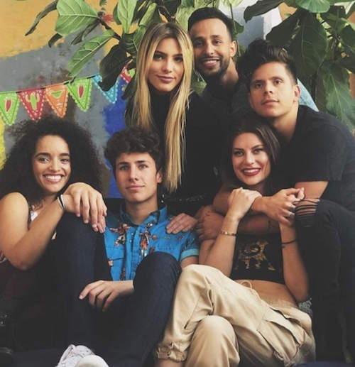 Friends Youtubers Juan Pablo Zurita Serie
