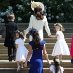Niños Fotos Boda Real Meghan Harry