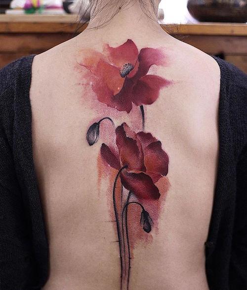 No Creeras Estos 40 Tatuajes Para La Espalda