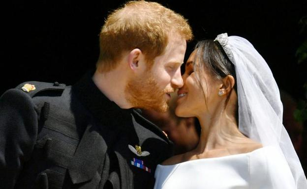 Boda Real Meghan Markle Príncipe Harry Boda