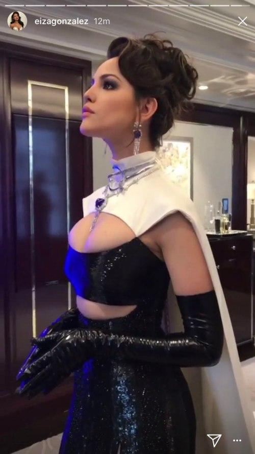 Eiza Gonzalez Met Gala 2018