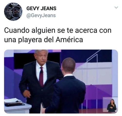 Memes debate AMLO ANAYA