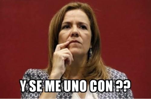 Memes Salida Margarita Zavala