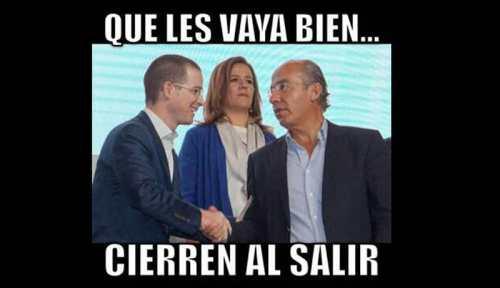 Memes de la salida de Margarita Zavala
