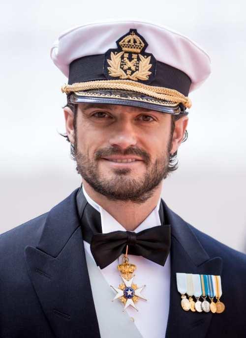 Principe de Suecia