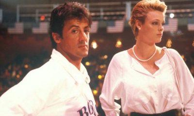 Rocky IV Película Actriz Brigitte Nielsen