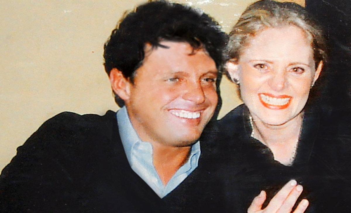 Luis Miguel Erika Buenfil Relación