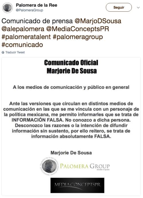 Ricardo Anaya Marjorie de Sousa
